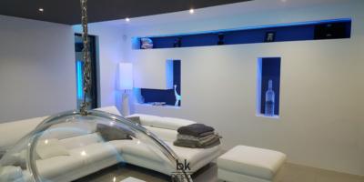 Salon de maison à Thionville