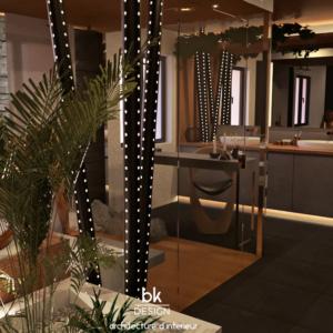 Salle de bain SPA Whirlpool à Niderweis