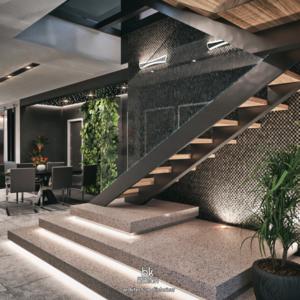 Escalier Projet G01