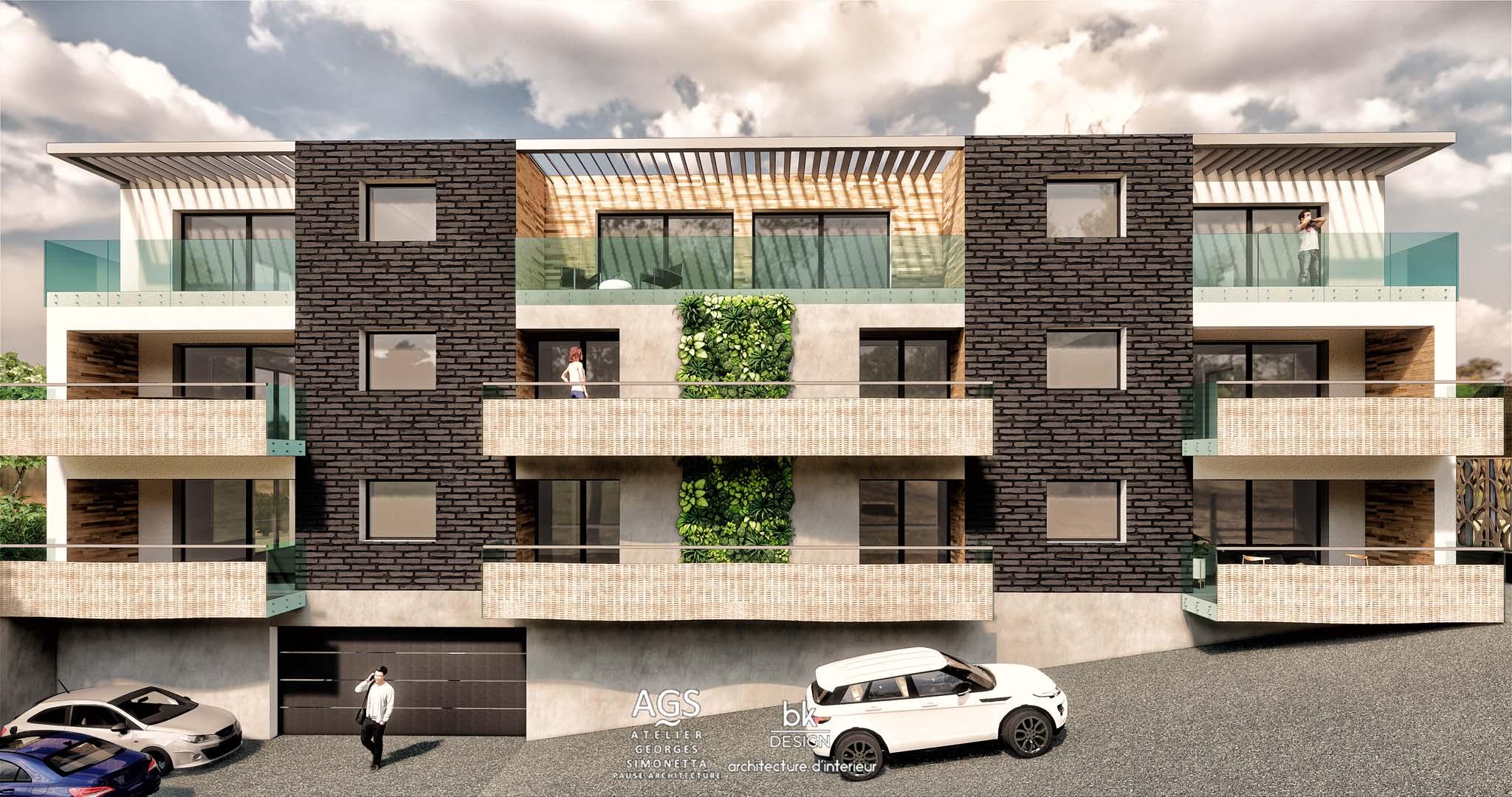 32 bk Design Projet Mont Saint Martin v2 02 Immeuble